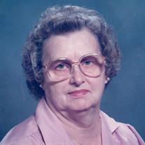 Josephine Parks Pye