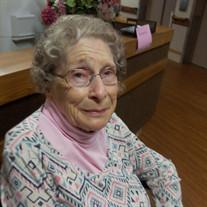Ruth Marjorie Rude