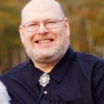 Rev. Troy Lane Metzner