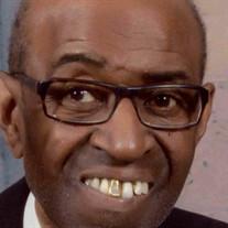 Pastor George R. Stone
