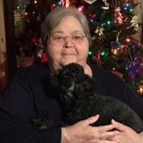 Judith (Judy) Diana  Gray Johnston