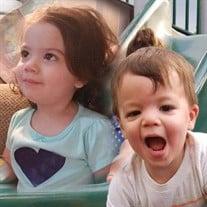 Elyssa and Elijah Orejuela