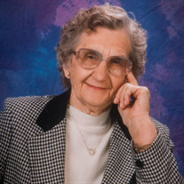 Agnes Hedwig Marsh