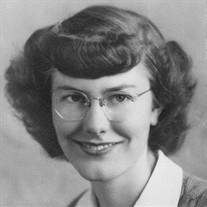 Lois J. Ostenburg