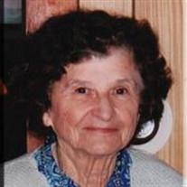 MARGARET ANN WANGER