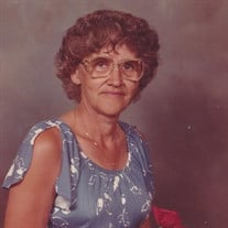 Mrs. Doris Mozell Brooks