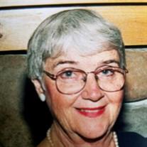 Janet Ann O'Brien