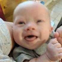 Jaxsin  Alekxander Gilmer (Baby Jax)