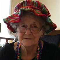 Nancy Ellen Laslie