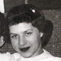Sylvia Jean Fagg