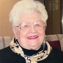Shirley Jeanne Calvin