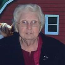 Mrs. Margaret White Baird Groves
