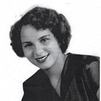 Jeannette H  Trudell Obituary - Visitation & Funeral Information