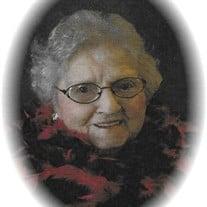 Mary (Maggie) Marguerite Radebaugh