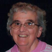 Arlene M. (Rosenberger) Frei