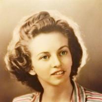 Mrs Major Mary Harvey