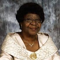 Mrs. Daisy J. Sellers