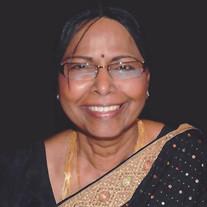 """Dr. Anasuya """"Dr. Ana"""" Somasundaram, M.D."""