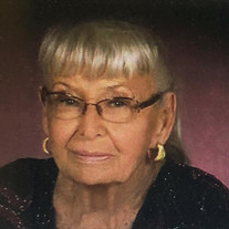 "Mildred  ""Peg"" McQuater"