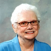 "Elizabeth ""Betty"" Ann Fisher"