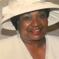 Mrs. Sandra Jones McLawhorn
