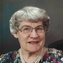 Florence Elizabeth 'Beth' Pratt