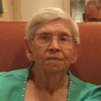 Peggy Mae Huckaby Dean