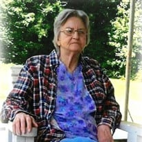 Frances Hodge of Ramer, TN