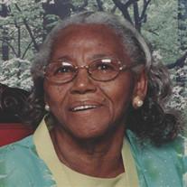 Mrs. Jocie Mae Moye