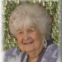 Mrs. Frances Marie Cox