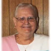 Peggy Martin McCurry, 82, Waynesboro, TN