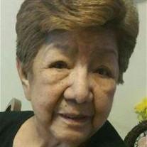 Catalina F. (Bermejo) Soriano