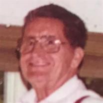 """Richard """"Red"""" Garl Matson"""