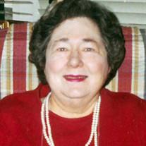 Evelyn Ann Doucet