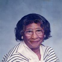 Mrs. Zerline Maxey