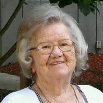 Eva Mae Garrison