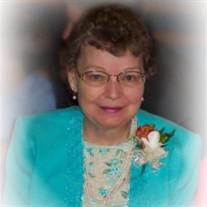 """Mrs. Clovis """"Faye"""" Oakes"""
