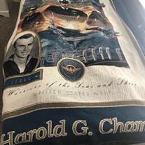 Harold Chamberlin