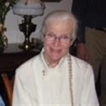 Agnes  Mercedes Green Cammack