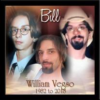 "William ""Billy"" Vegso"