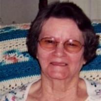 Ethel Faye Weeks