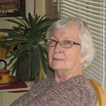 Mrs. Jettie Arlene Faulkner Johnson