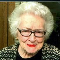 Patricia Brisendine Hammond