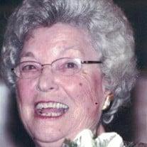 Jane Willoughby Wheeler