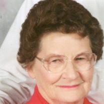 Mrs. Gertrude Lavonne Clark