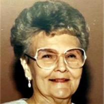 Marian Quattlebaum Webb