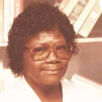 "Mrs.  Mary Lee ""Modell"" Henderson"