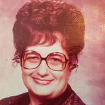 Goldia Velma Clemons