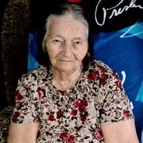 Edna Leona Maggard