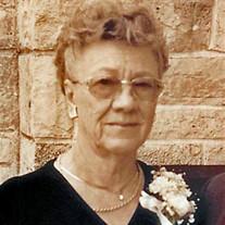 Jeannette J. Goffett